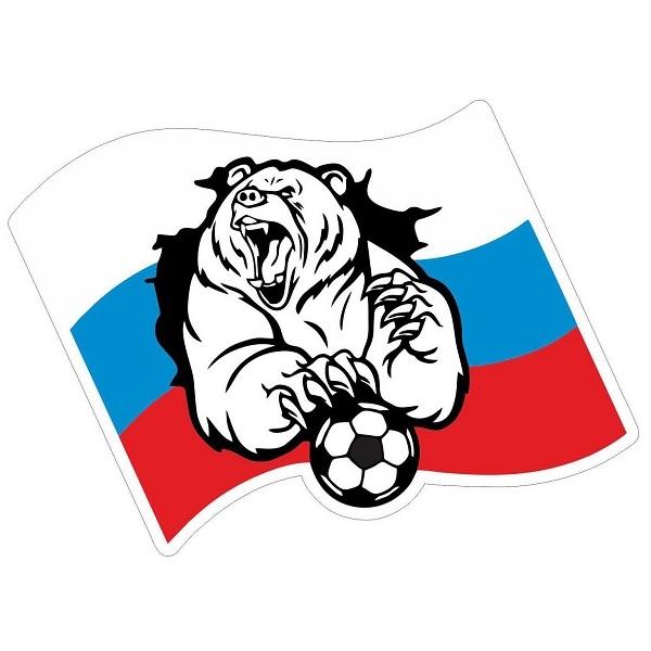 медведь россия рисунок громите